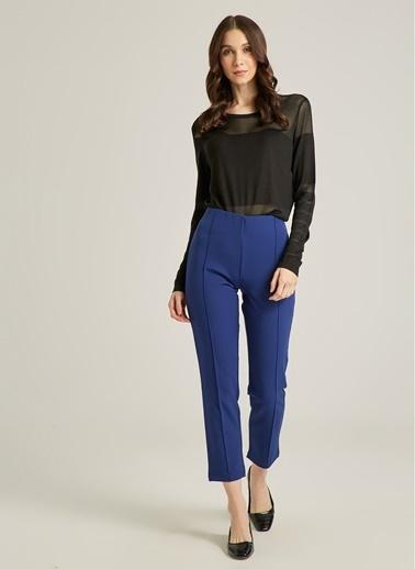 Ng Style Önü Dikiş Detaylı Pantolon Lacivert